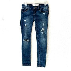 Abercrombie & Fitch Jeans Distressed Skinny 24/00S